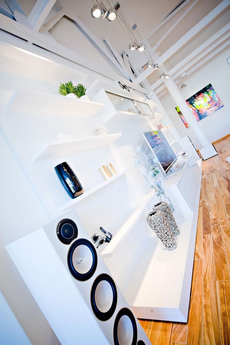 Loft Apartment by Grosu Art Studio 05