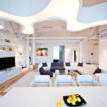 Loft Apartment by Grosu Art Studio 07