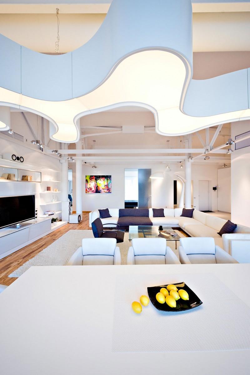 Loft Apartment by Grosu Art Studio 07