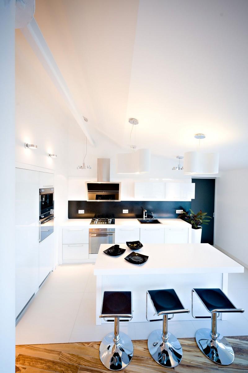 Loft Apartment by Grosu Art Studio 09