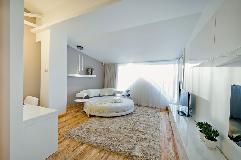 Loft Apartment by Grosu Art Studio 10