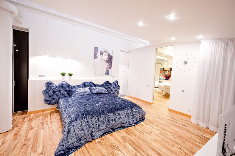 Loft Apartment by Grosu Art Studio 12