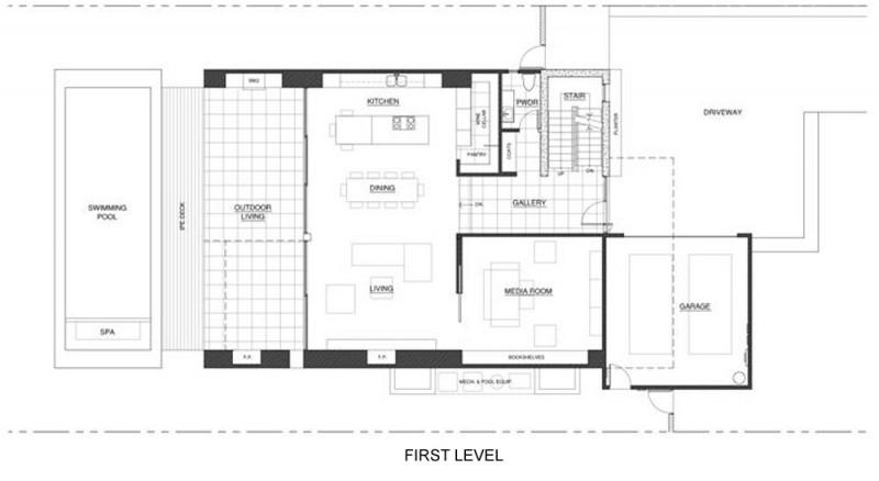 24th Street Residence by Steven Kent Architect 11