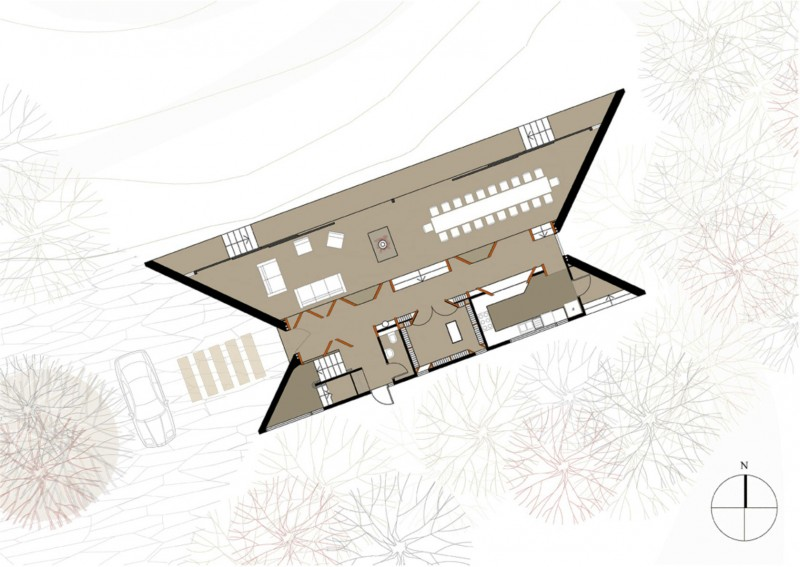Cloudy Bay Shack by Tonkin Zulaikha Greer Architects 11