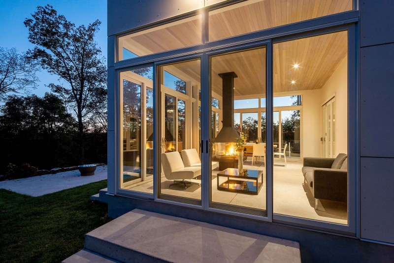 Gatineau Hills by Christopher Simmonds Architect 04