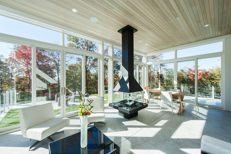 Gatineau Hills by Christopher Simmonds Architect 05
