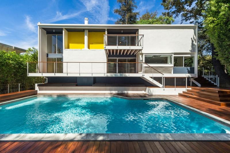 Kearsarge Residence by Kurt Krueger Architect 20