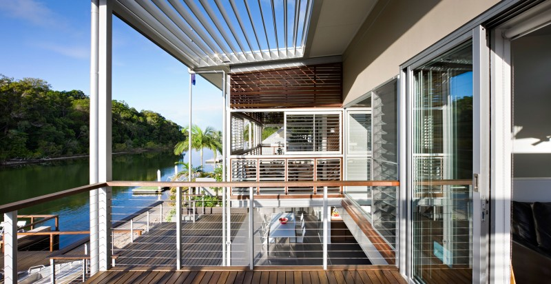 Noosa Sound House by Bark Design Architects 03