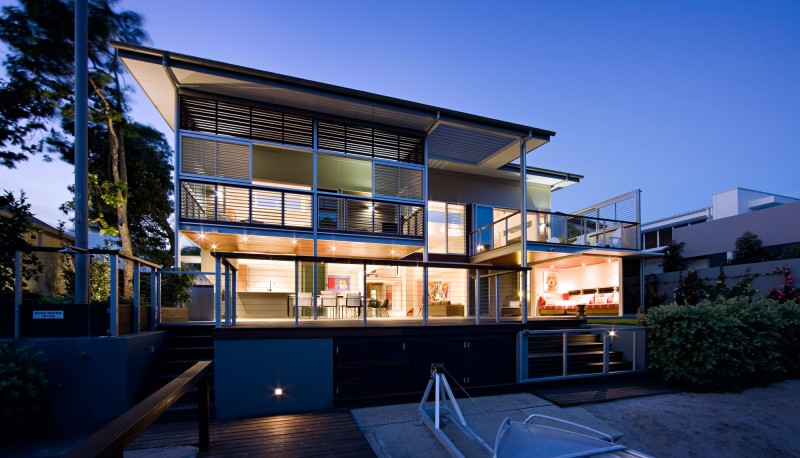 Noosa Sound House by Bark Design Architects 10