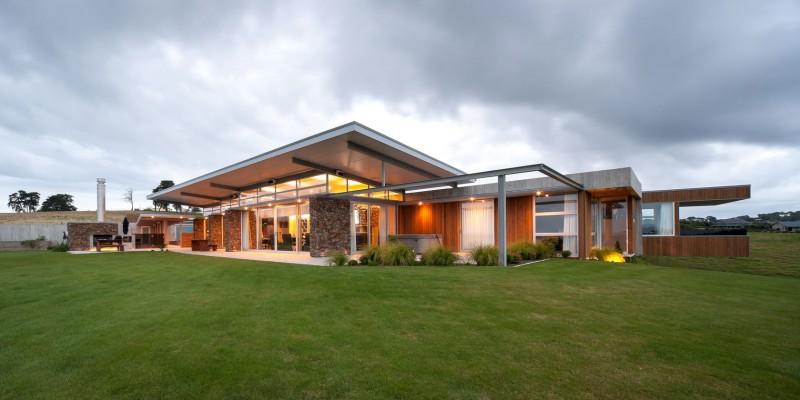 Okura House by Bossley Architects 02