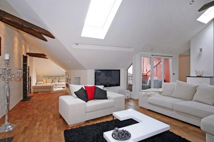 Penthouse on Kungsholmen Island in Stockholm 02