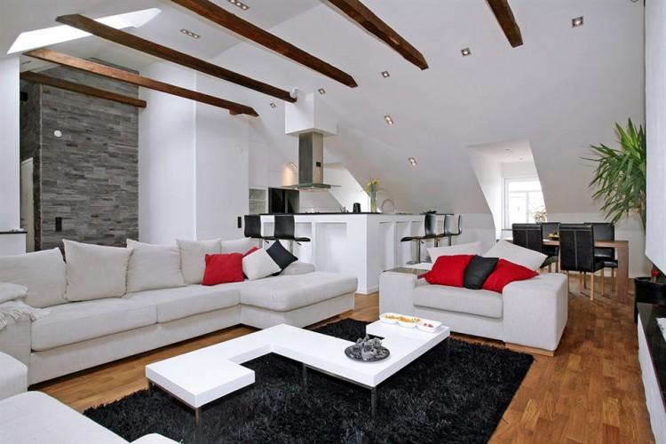 Penthouse on Kungsholmen Island in Stockholm 03