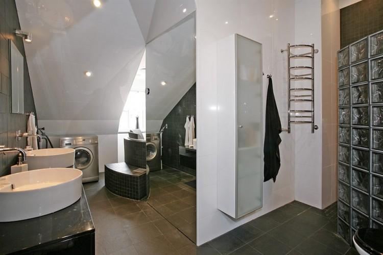Penthouse on Kungsholmen Island in Stockholm 10