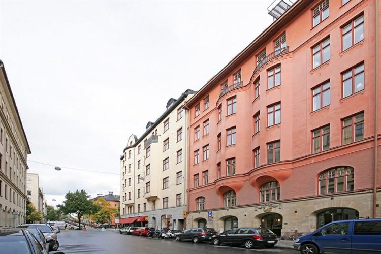 Penthouse on Kungsholmen Island in Stockholm 13