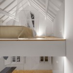 The Three Cusps Chalet by Tiago do Vale Architects 14