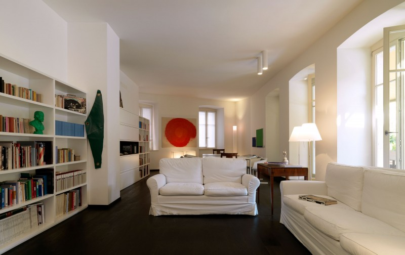 Trento Apartment by Baldessari e Baldessari 01