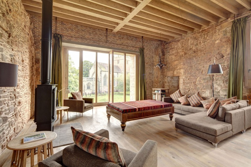 Astley Castle by Witherford Watson Mann Architects 01