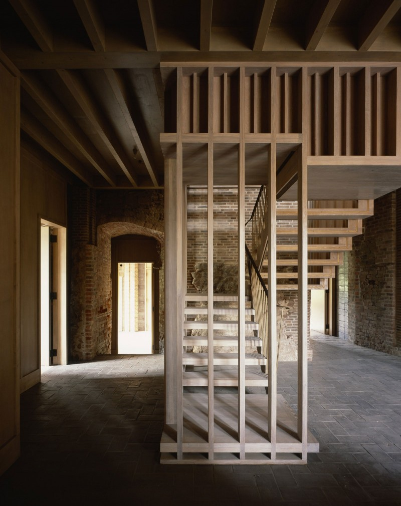Astley Castle by Witherford Watson Mann Architects 05