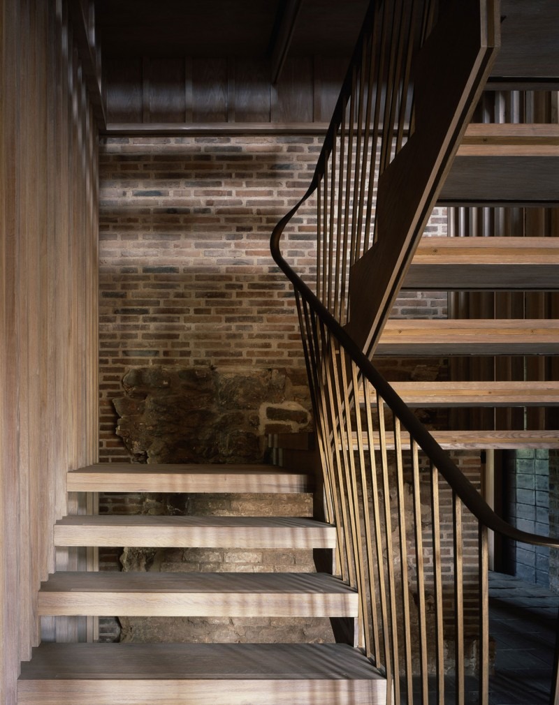 Astley Castle by Witherford Watson Mann Architects 06