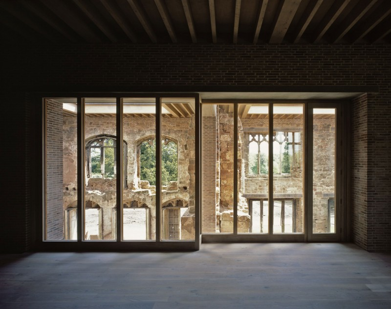 Astley Castle by Witherford Watson Mann Architects 07