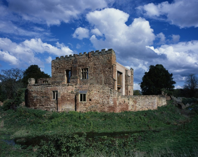 Astley Castle by Witherford Watson Mann Architects 10