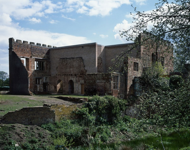 Astley Castle by Witherford Watson Mann Architects 11