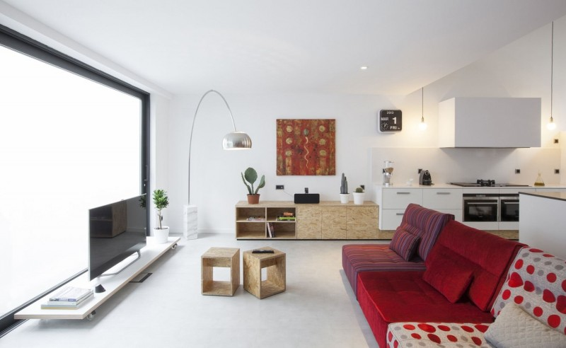 Casa OV by Costa Calsamiglia Arquitecte 03