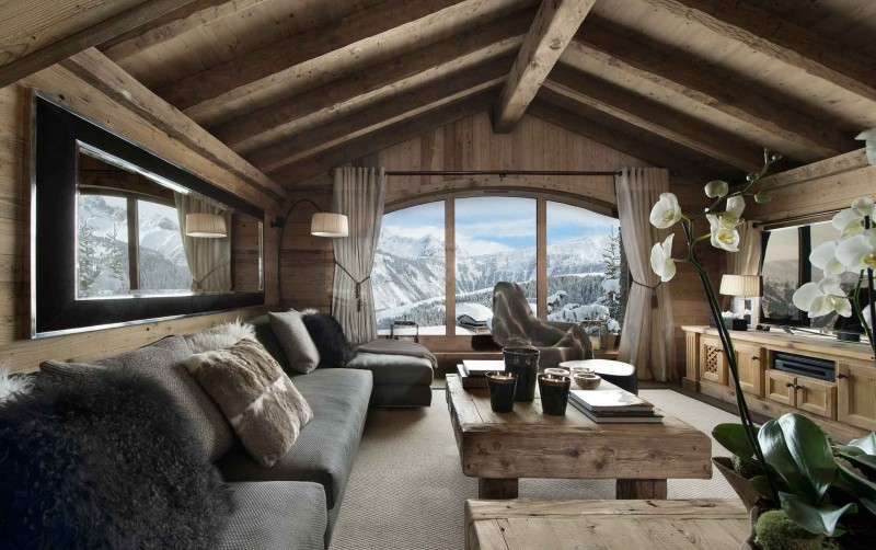 Chalet Pearl, Courchevel 02
