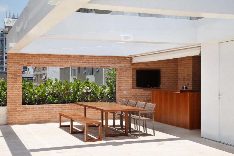 Cobertura Triplex by Izabela Lessa Arquitetura 07