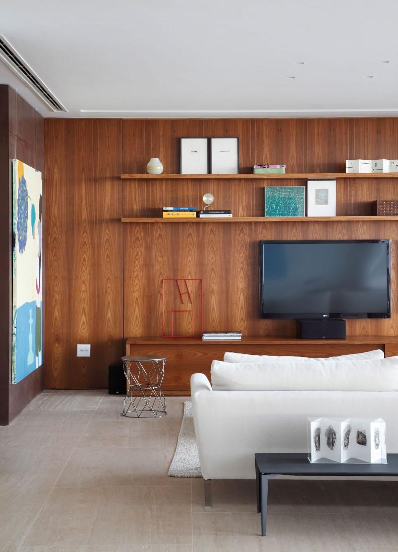 Cobertura Triplex by Izabela Lessa Arquitetura 10