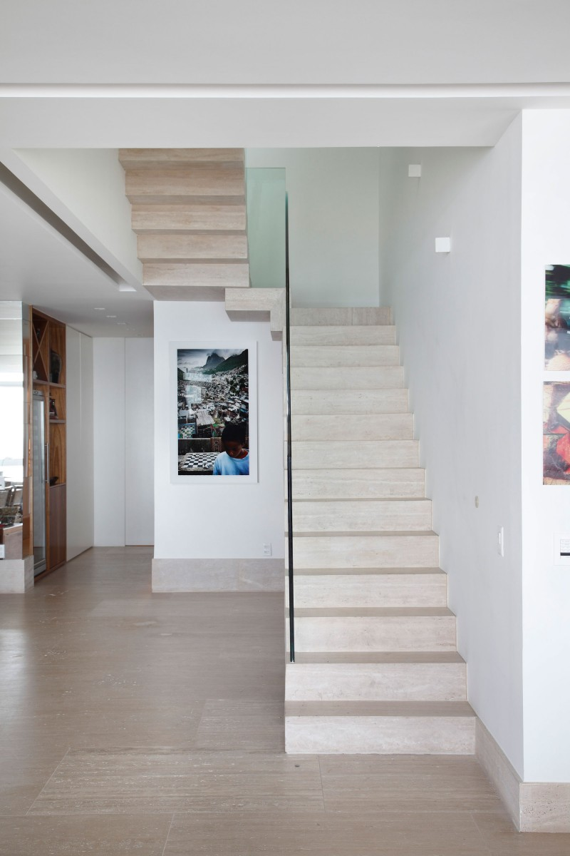 Cobertura Triplex by Izabela Lessa Arquitetura 16