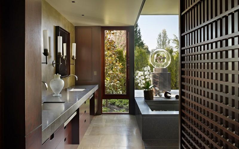 lake washington shores residence by garret cord werner myhouseidea. Black Bedroom Furniture Sets. Home Design Ideas