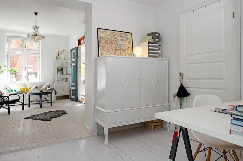 Stockholm Apartment by Johanna Laskey 04