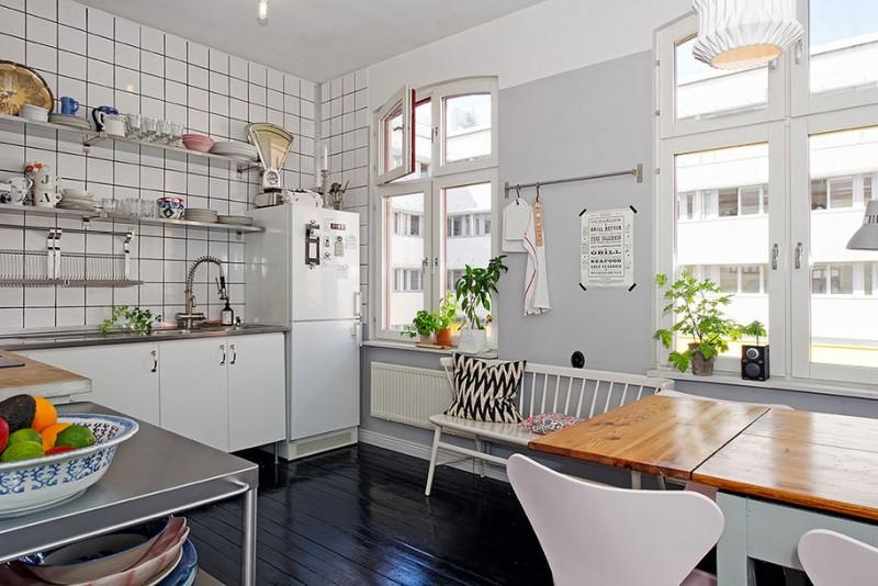 Stockholm Apartment by Johanna Laskey 08