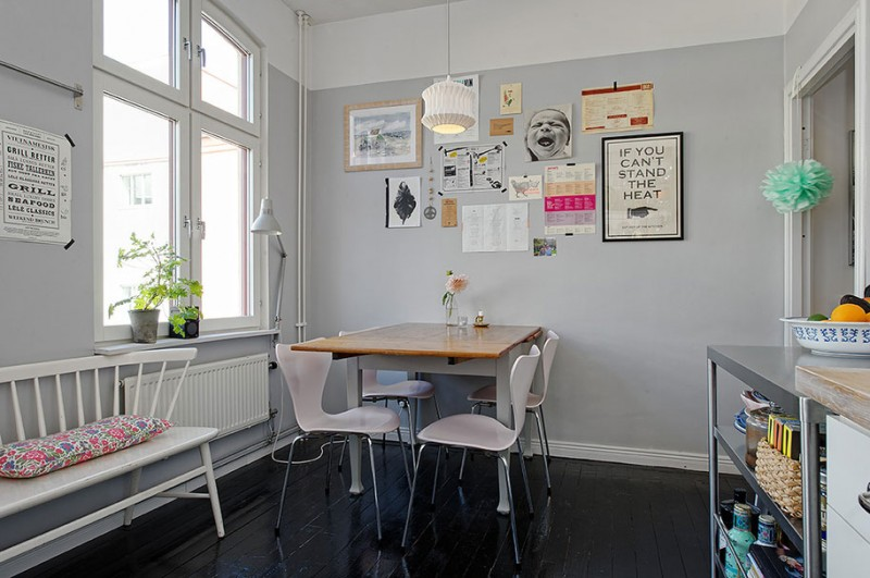 Stockholm Apartment by Johanna Laskey 10