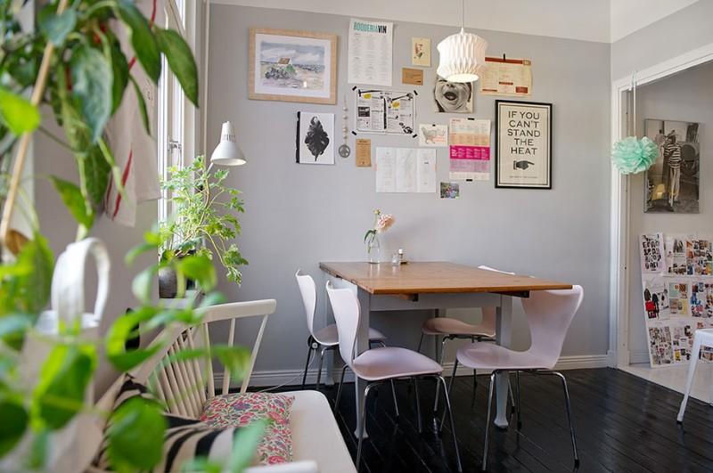 Stockholm Apartment by Johanna Laskey 12