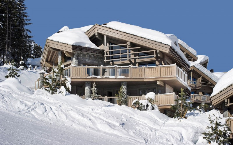 Chalet Muztagh in Courchevel 01