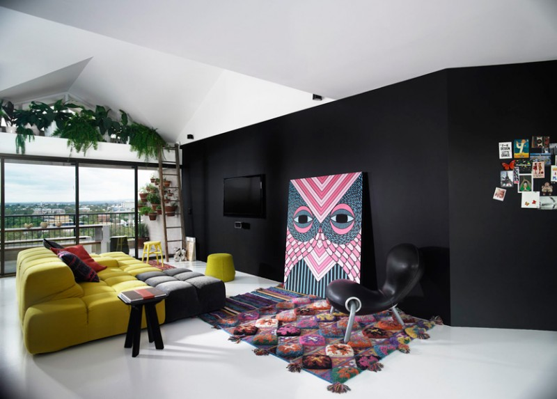 Chester Street Apartment by Alexander Lotersztain 02