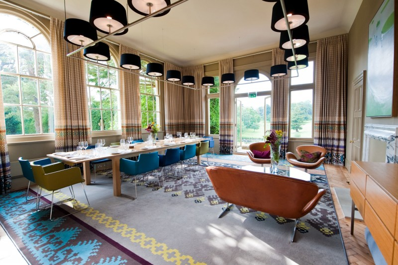 Cowley Manor Country House Hotel & Spa 06
