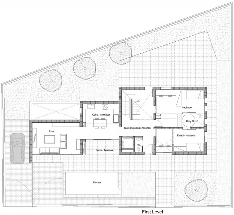 House in Rubí by BETA OFFICE ARCHITECTS 17