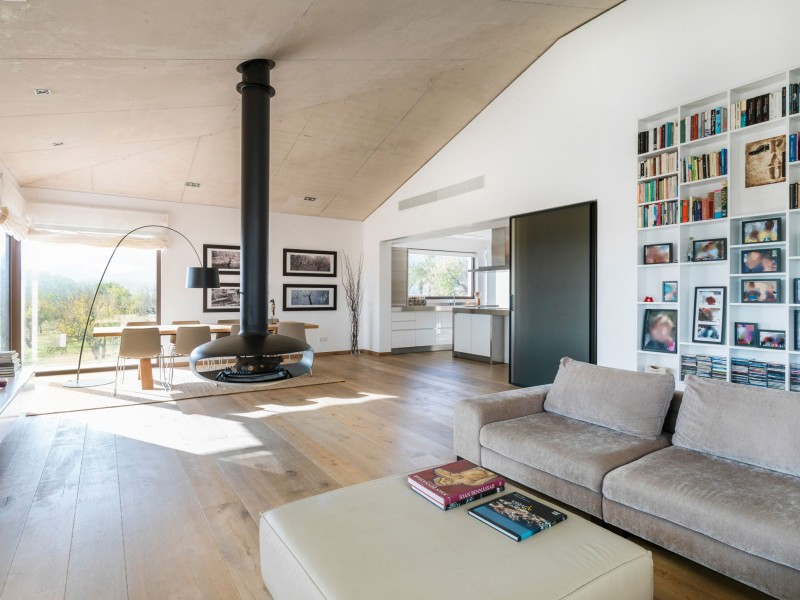 Modern house in Mallorca by Marga Rotger 03