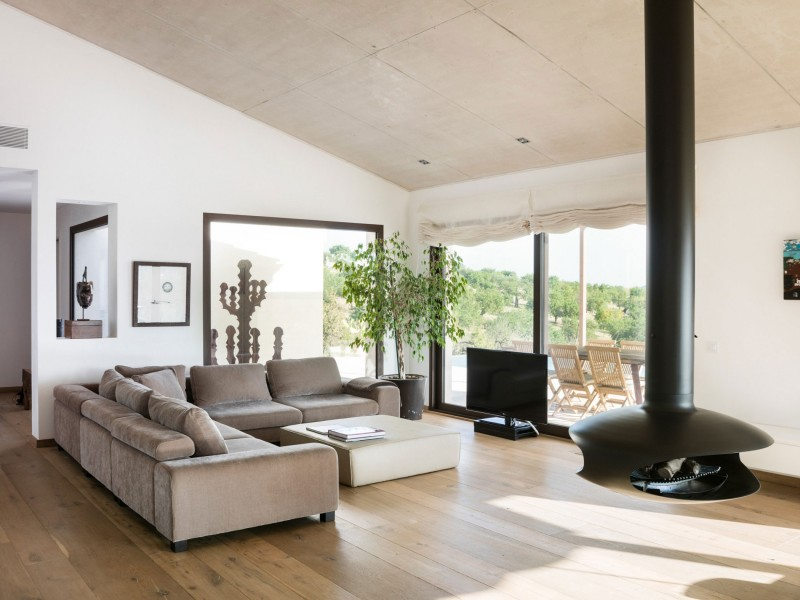 Modern house in Mallorca by Marga Rotger 04