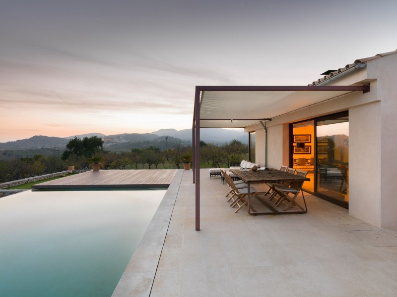 Modern house in Mallorca by Marga Rotger 16
