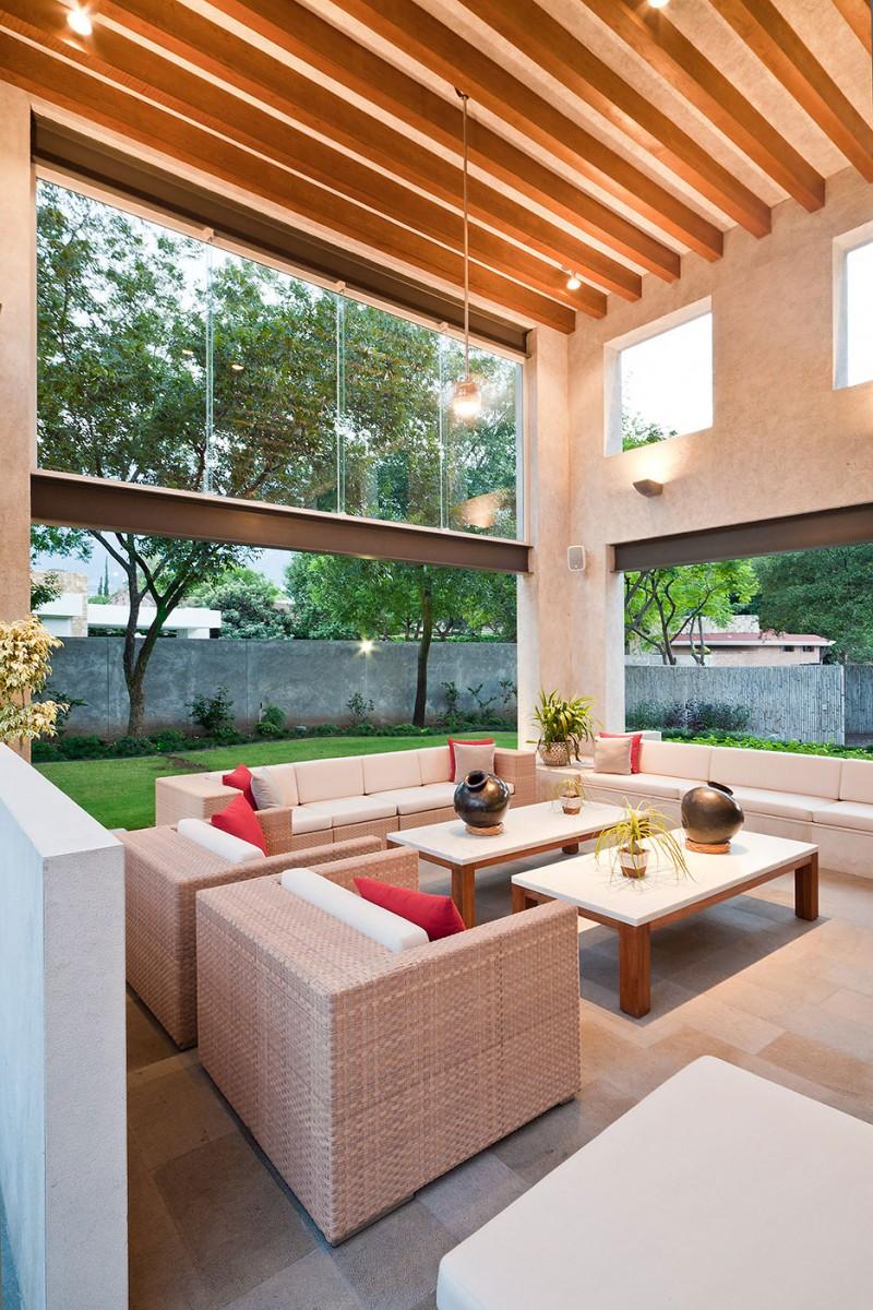 Casa Valle by Arq. Bernardo Hinojosa 03