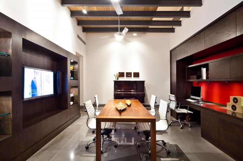 Casa Valle by Arq. Bernardo Hinojosa 09