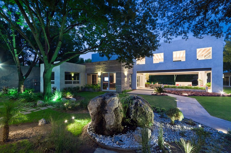 Casa Valle by Arq. Bernardo Hinojosa 20