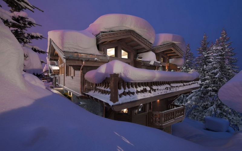 Chalet Le Coquelicot in Courchevel 01
