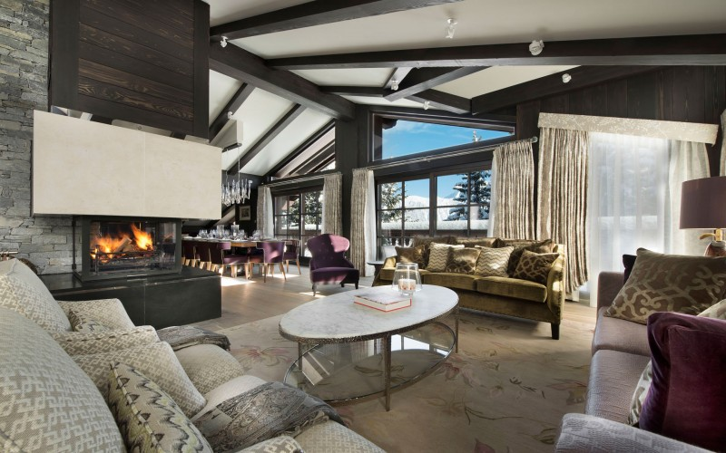Chalet Le Coquelicot in Courchevel 02