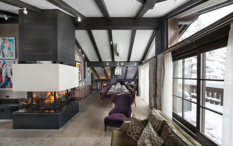 Chalet Le Coquelicot in Courchevel 05
