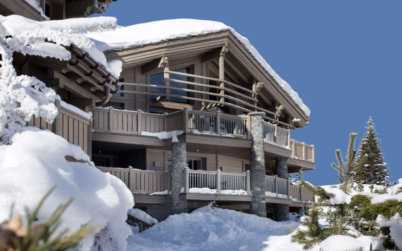 Chalet Panmah in Courchevel 01